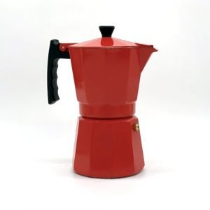 Cafetera Alza Luxe Roja