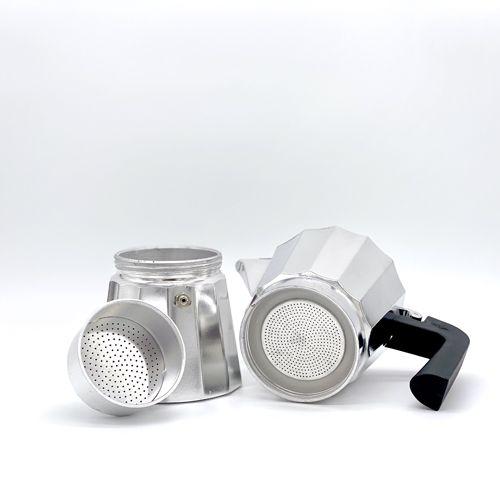 Cafetera Italiana aluminio oroley