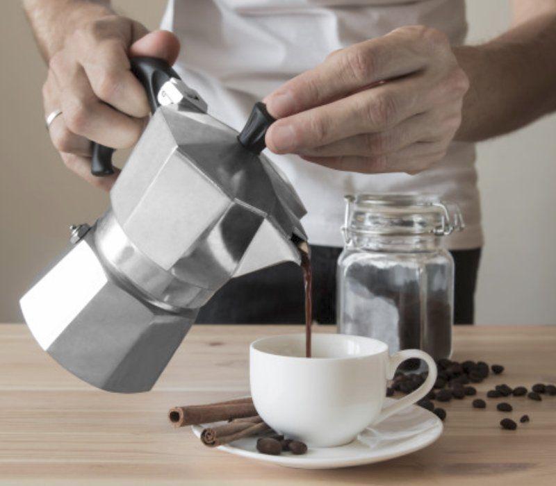 cafetera italiana para el dia del padre