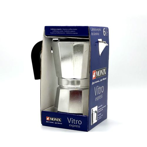 Cafetera Monix vitro express