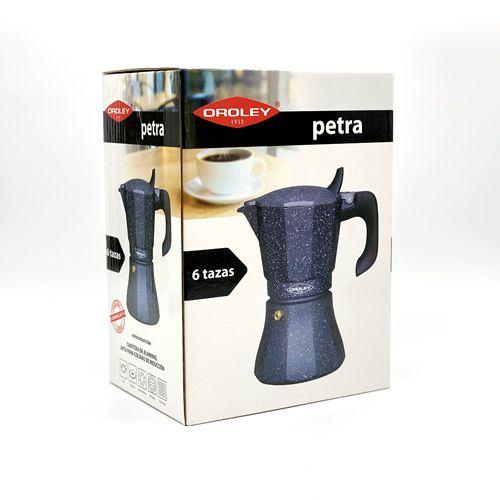 Cafetera Inducción Petra Oroley 6 tazas