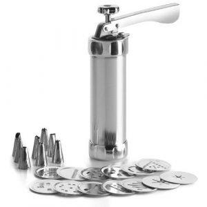 churrera máquina de pasta de aluminio churros porras rellenos