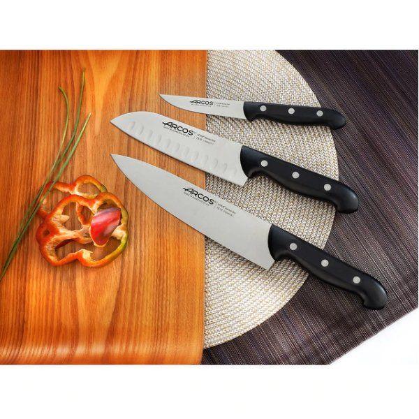 cuchillos de verduras arcos