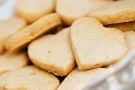 galletas envasadas al vacío con envasadora