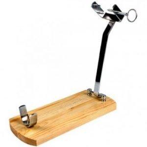 comprar jamonero plegable de madera cabezal tornillo Inalsa