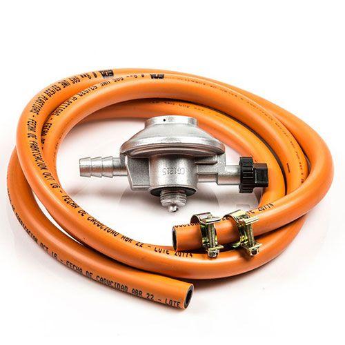Kit regulador gas para paelleros valencianos comgas