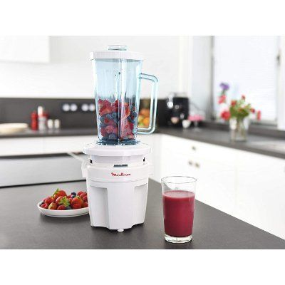picador eléctrico moulinex con vaso batidor para zumos