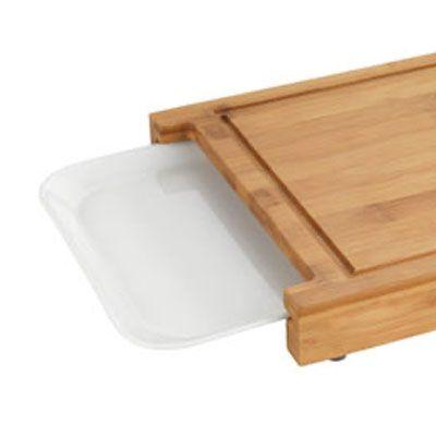 tabla de bambú para cocina