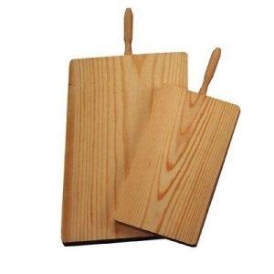 Tabla de madera para cortar fiambre
