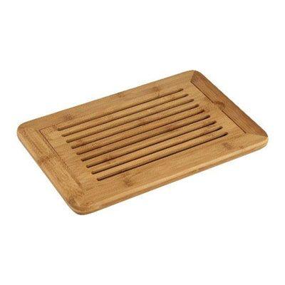 Tabla de cortar pan inalsa bambú