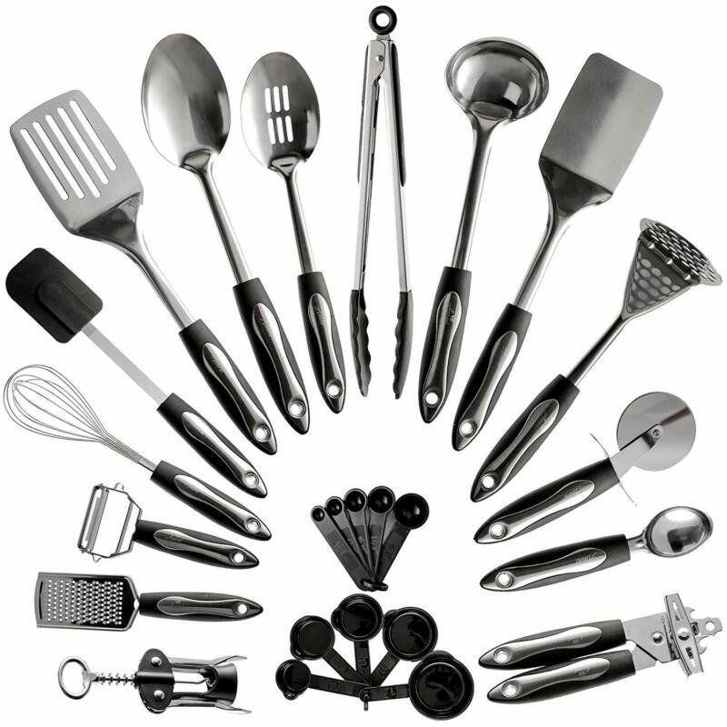 que utensilios de cocina necesito